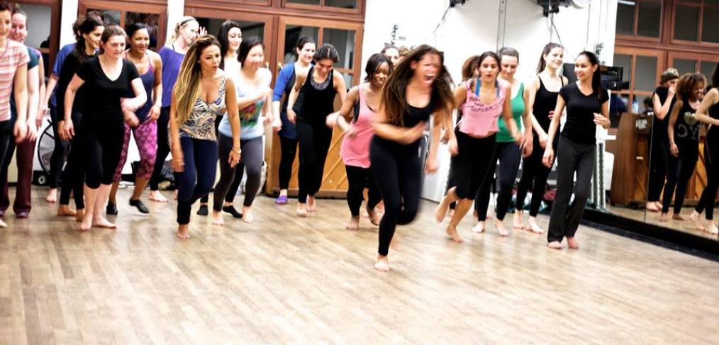 brazilian samba dance classes london