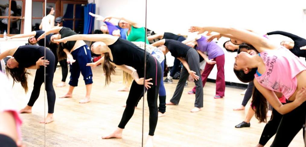 brazilian dance classes london
