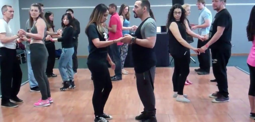 Beginners Brazilian Zouk Dance Lesson Tutorial